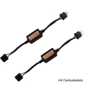 h4 canbuskabels