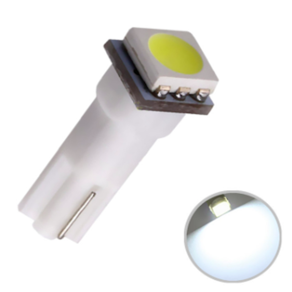 Led T5 Wit dashboard verlichting (6 stuks) - Techproducts
